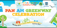 Pan AM Greenway Banner