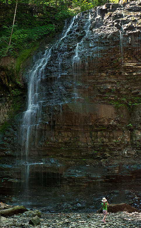 Tiffany Falls (Hamilton Conservation Authority)